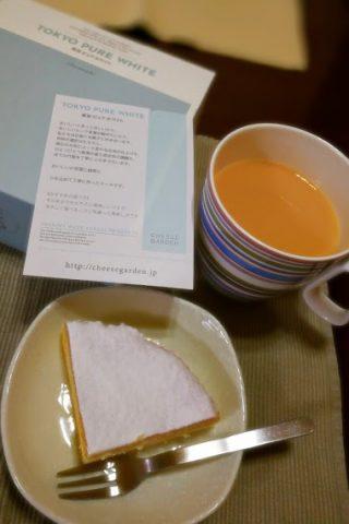 東京ソラマチ限定★スカイツリー土産にリクエスト!チーズガーデンの東京ピュアホワイト